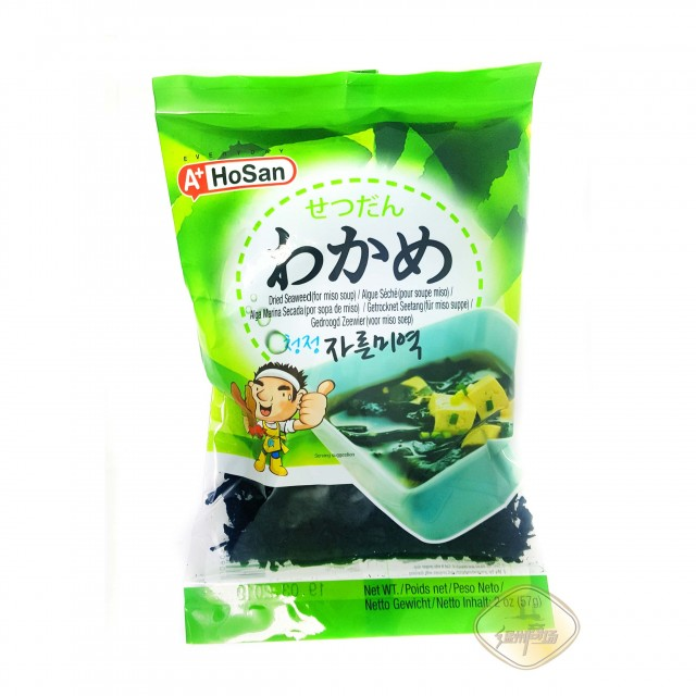 A+ Dried seaweed (for miso soup) 57g