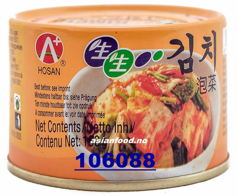 A+ Pickled Korean Cabbage 160g