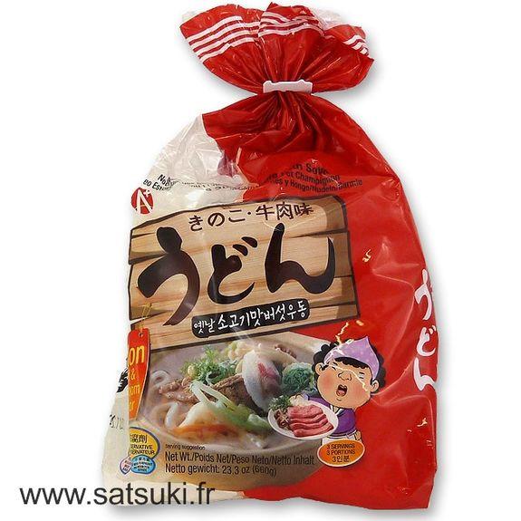 A+ Udon w/beef&mushroom flv (3x216g)