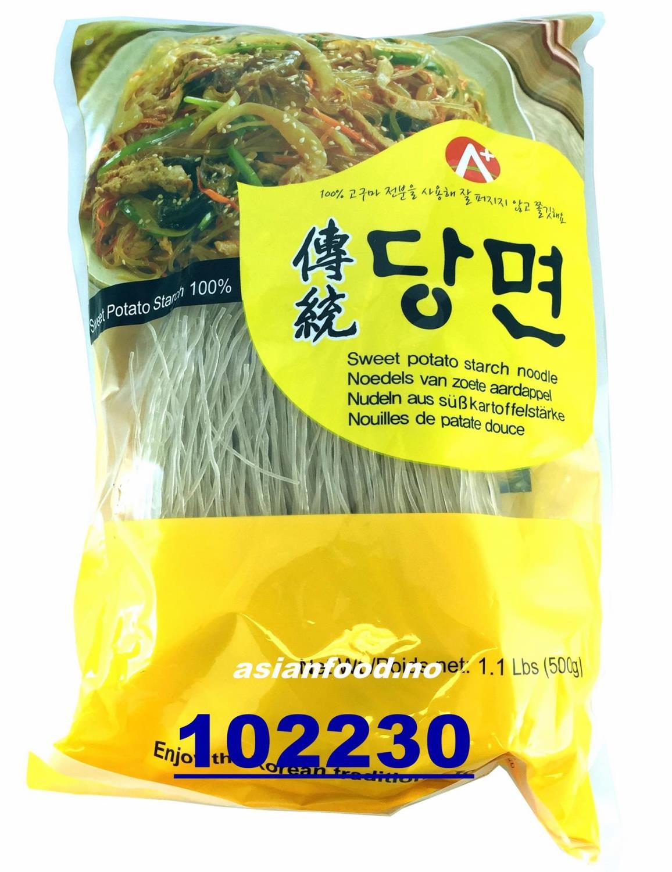 A+ Sweet potato starch noodle 500g