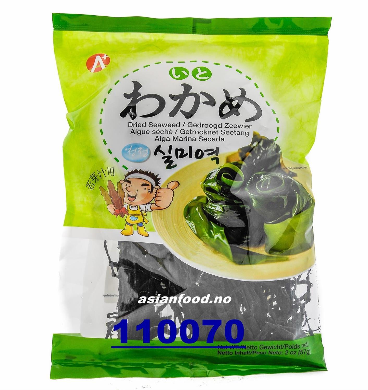 A+ Dried seaweed ito wakame 57g