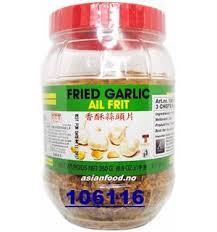 3 CHEFS Fried Garlic 250g