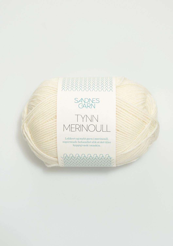 Sandnes Tynn Merinoull