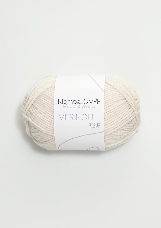 Sandnes KlompeLOMPE Merinoull