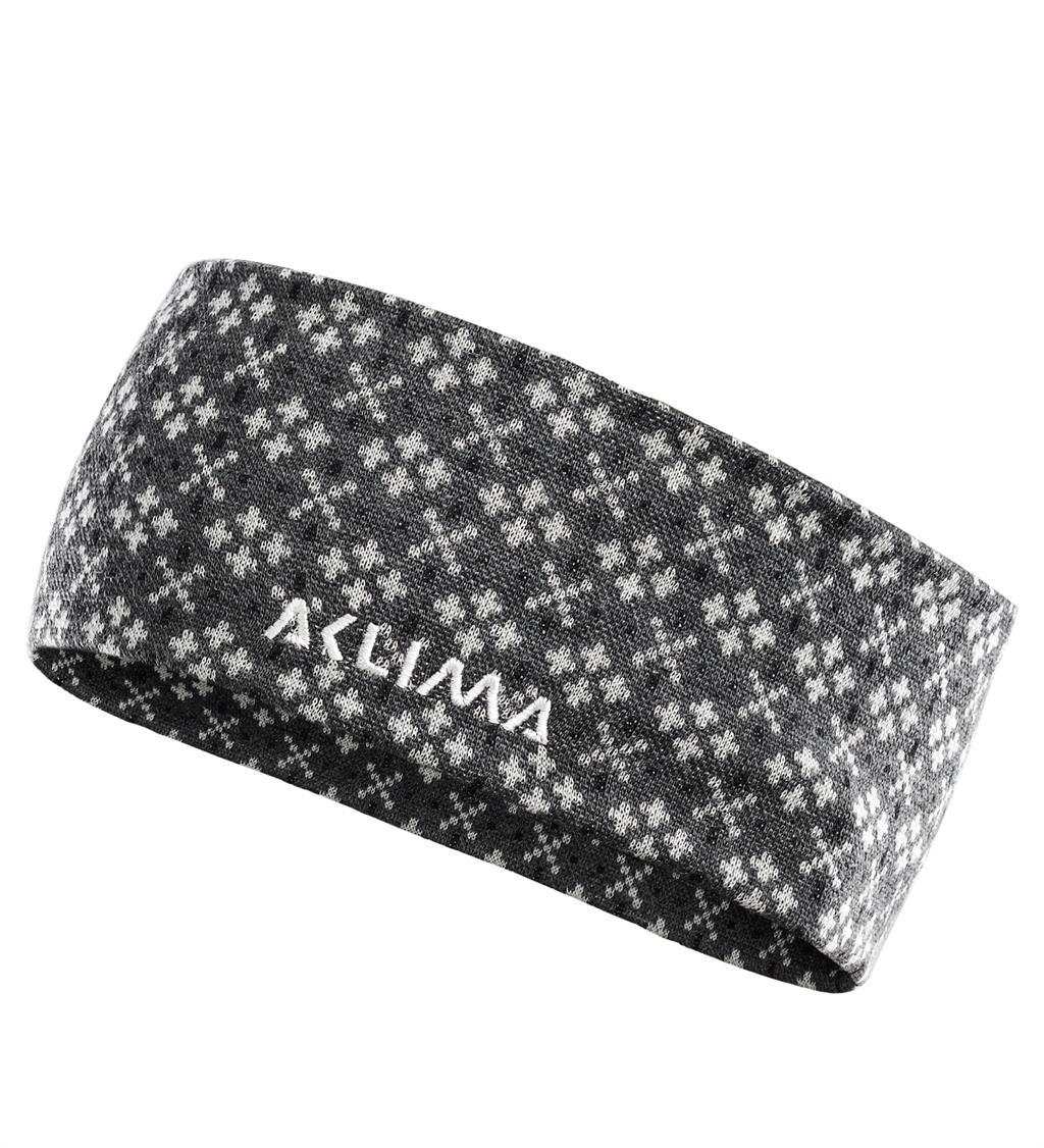Aclima  DesignWool GLITRE Headband Alm