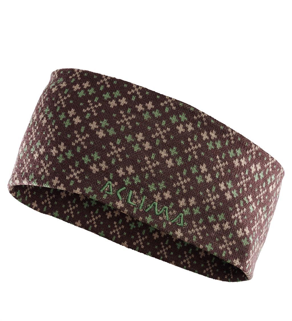 Aclima  DesignWool GLITRE Headband Furu
