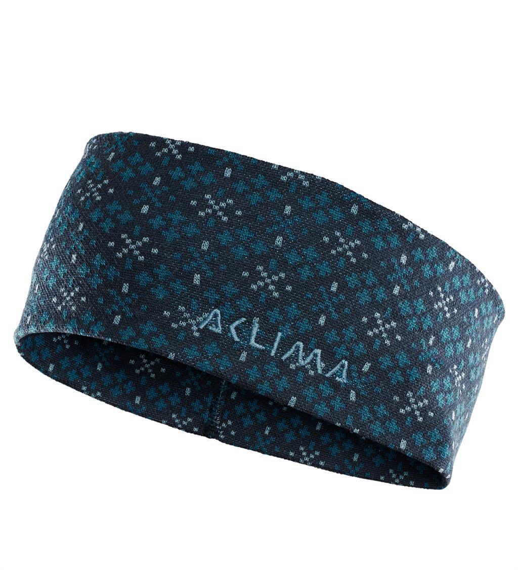Aclima  DesignWool GLITRE Headband Einer