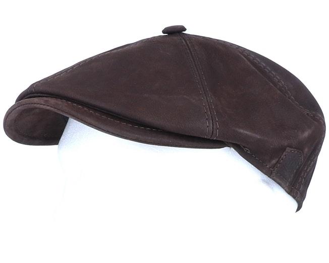 MJM Rebel Nappa wax brown
