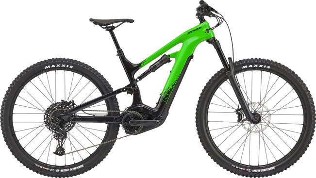 Cannondale Moterra Neo 3 GRN