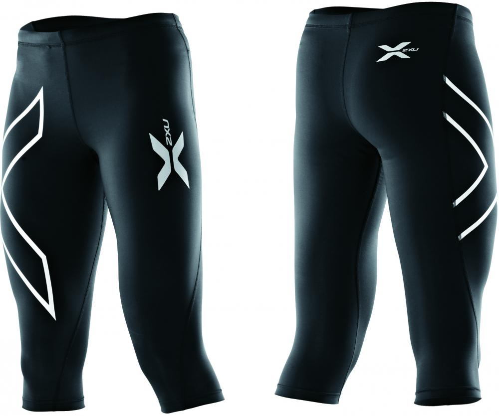 2XU - Womens 3/4 Compression Tights