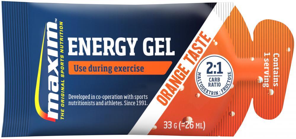 Maxim  Instant Energy gel 33 g Orange