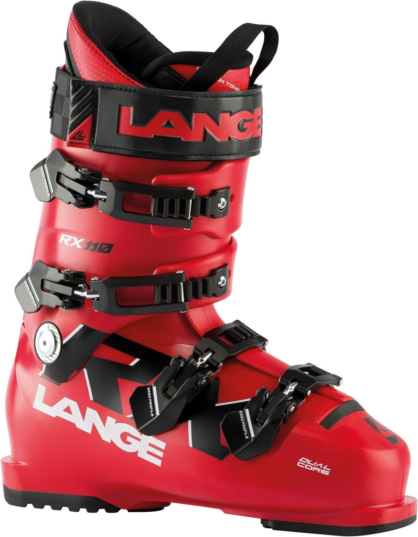 Lange  RX 110 - RED/BLACK