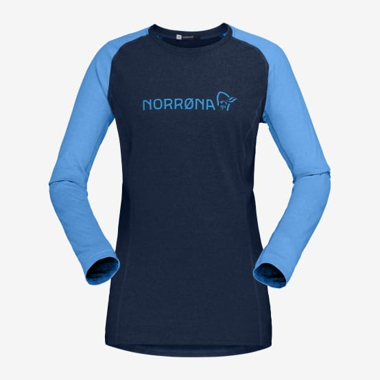 Norrøna fjørå equaliser lightweight Long Sleeve (w)