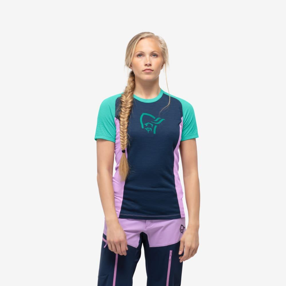 Norrøna fjørå Wool T-Shirt