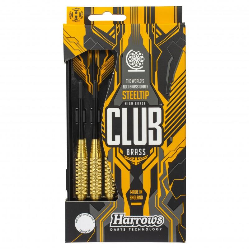 Harrows Dart Arrows Steeltip Club 18g