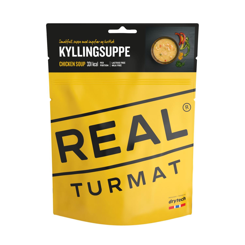 Real Turmat  Kyllingsuppe