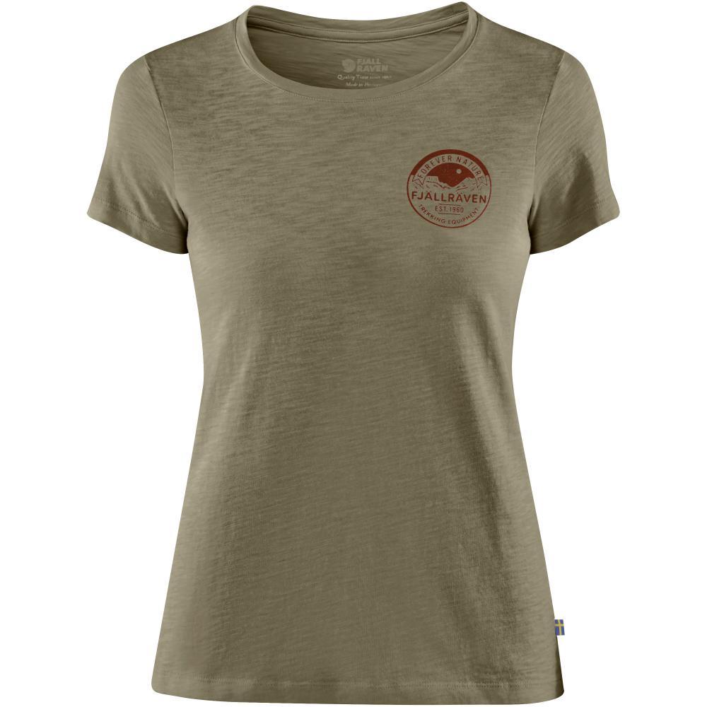Fjällräven  Forever Nature Badge T-shirt W