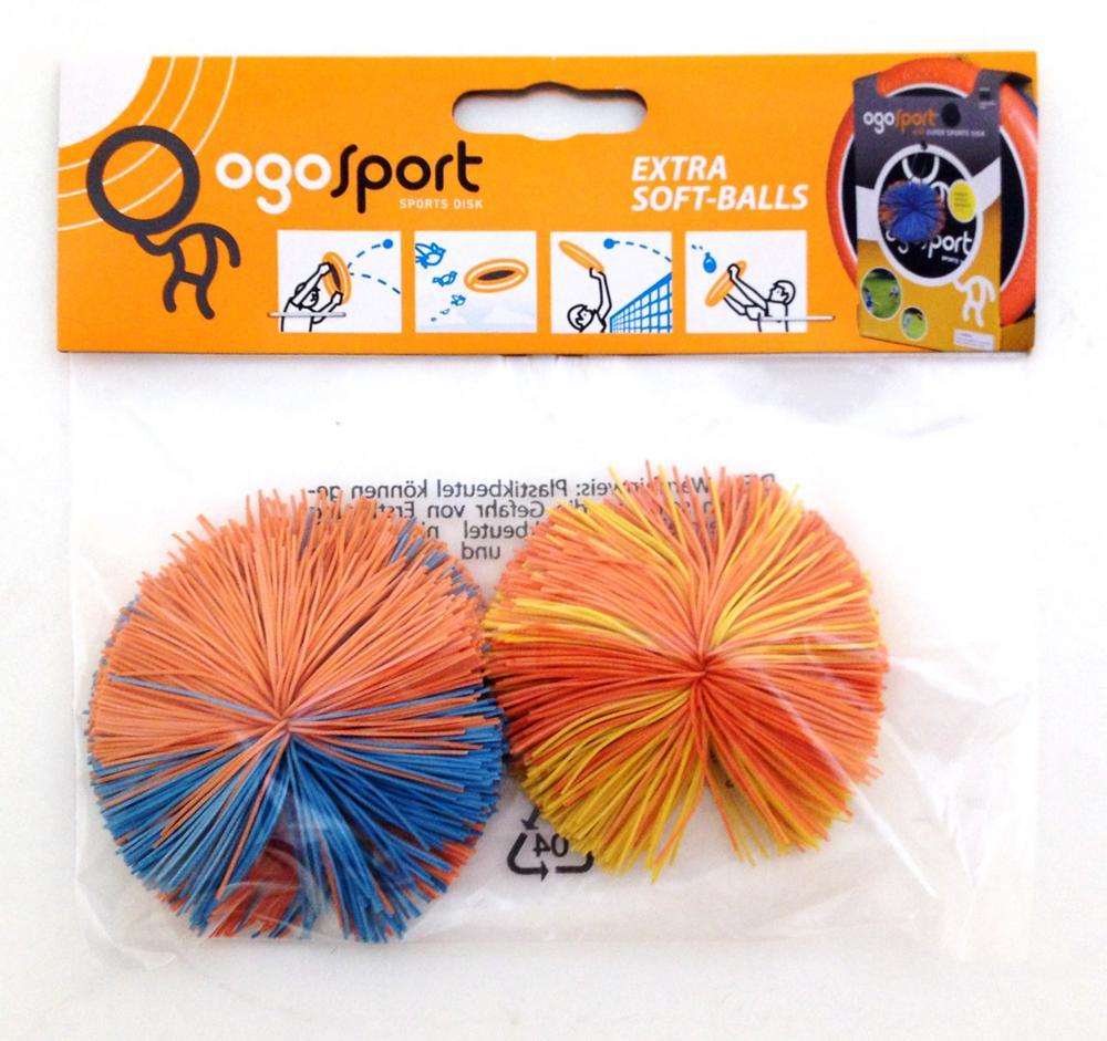 Ogo Sport  OgoSoft Ball Set 2-Pack
