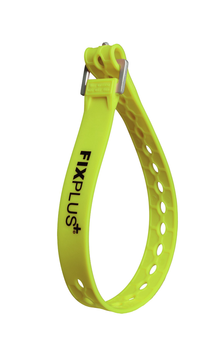 FixPlus  Skistropp 46 cm Yellow