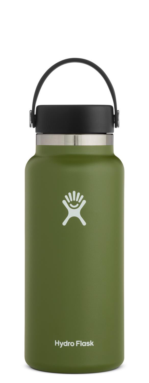 Hydro Flask  32 OZ WIDE FLEX CAP OLIVE