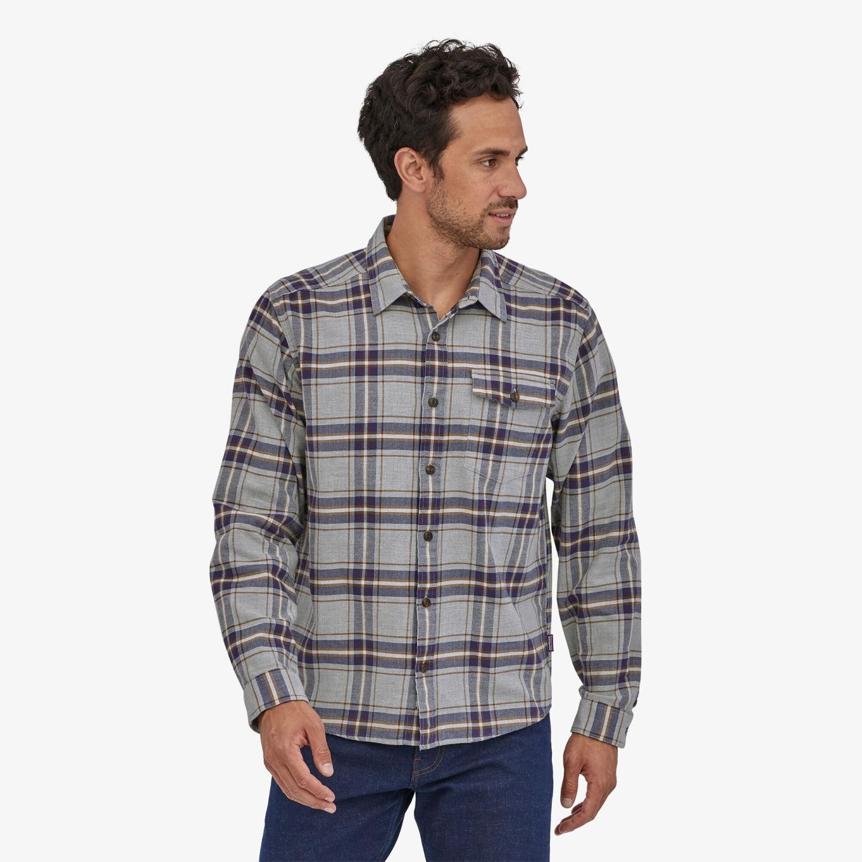 Patagonia  M LW Fjord Flannel Shirt