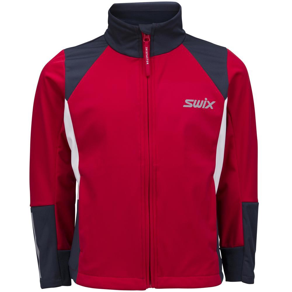 Swix  Steady jacket Jr