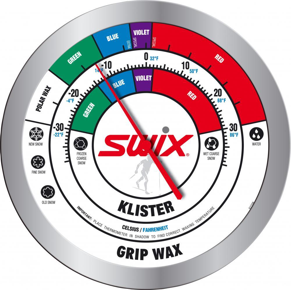 Swix  R220 Swix Wall thermometer, nordic