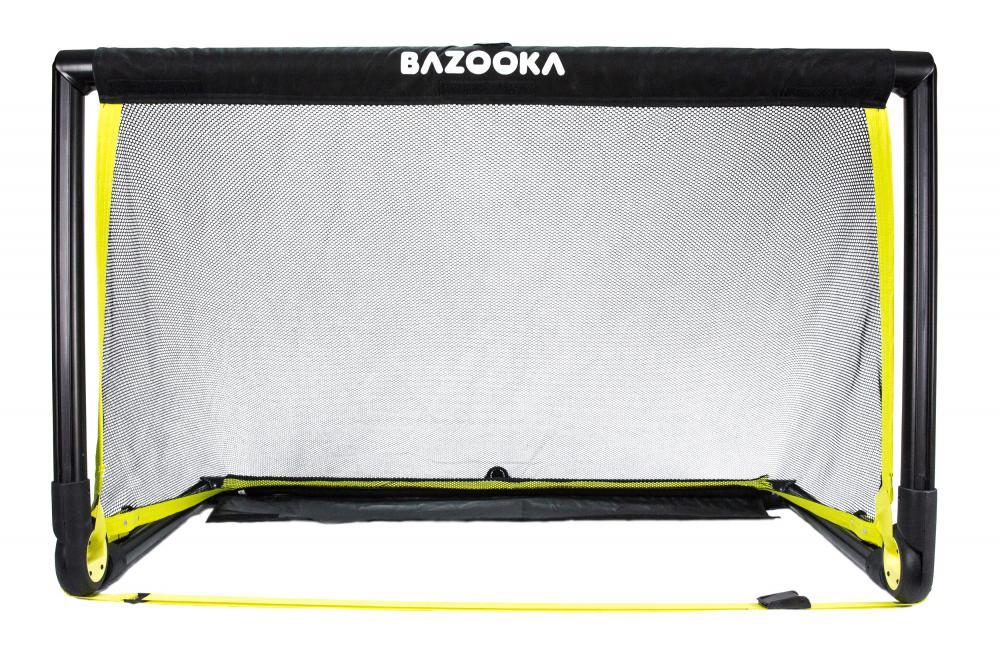 BazookaGoal  Folding Goal XL Flip 150x90 Black