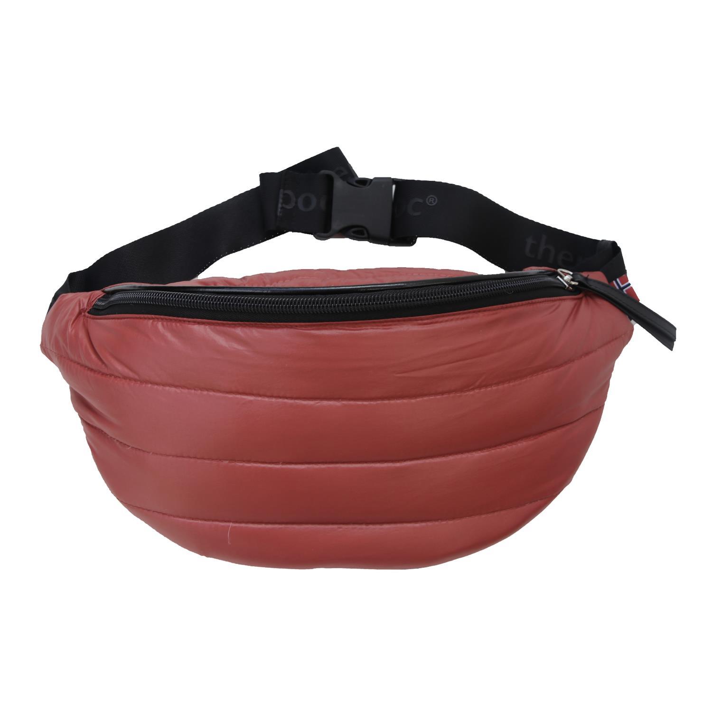 Thermopoc  Bum Bag i dun Brent oransje 250x100x140mm
