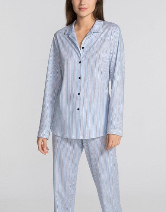 Calida Pyjamas peacoat