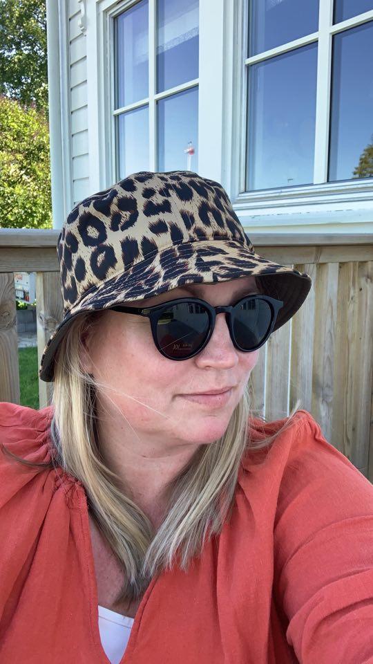 Kamria Bucket Hat