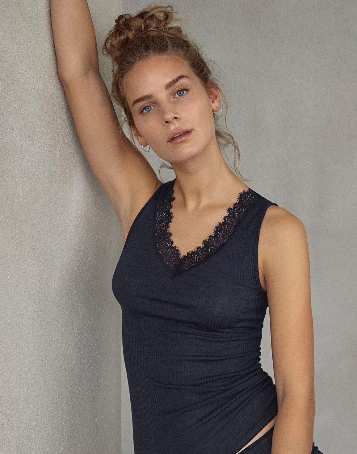 Silky Wool JOY TANK TOP