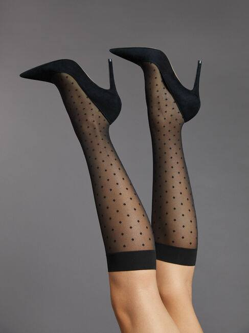 Laetitia Knee Highs