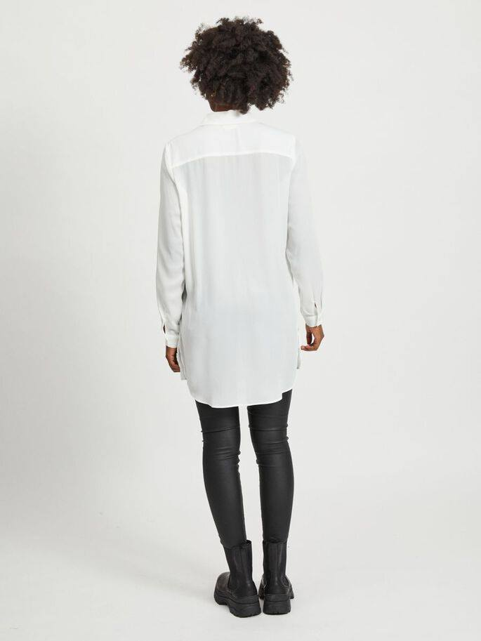 Vilucy Button L/S Tunic(257)