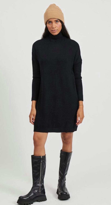 Viril Rollneck L/S Knit tunic