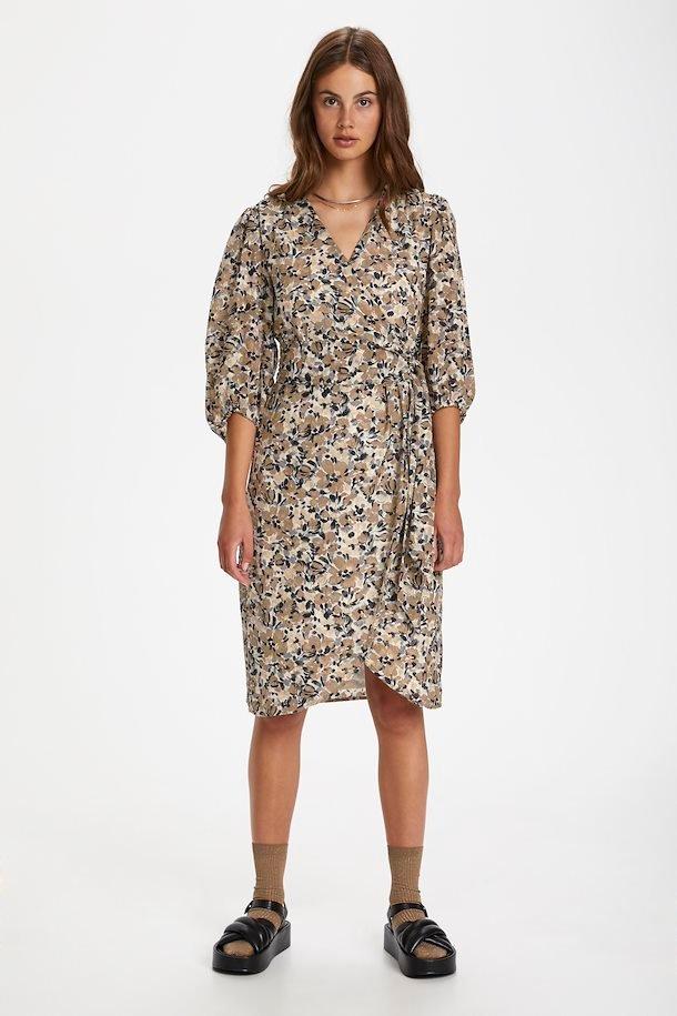 Melrose Wrap Dress