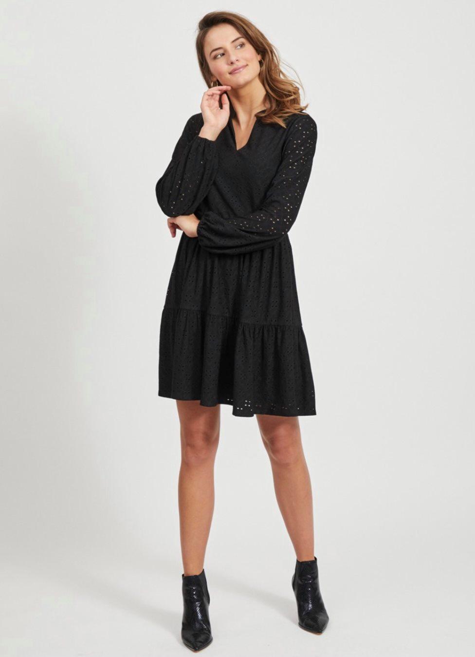 VIKAWA L/S dress
