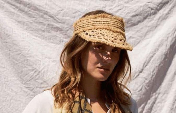 Roya Visor hat