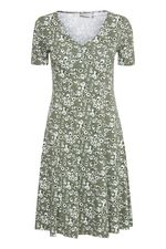 FRVEDOT 2 DRESS - HEDGE