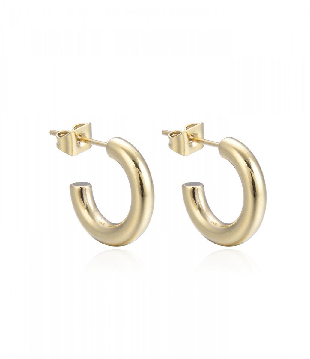 Artnr 912042 Hitch Earring Gold