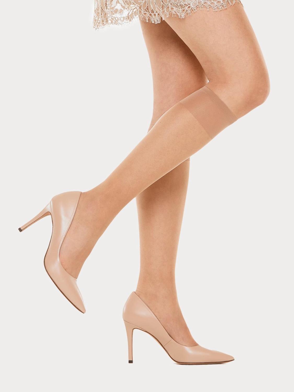 Sideria Sandalett knee-highs 2pairs