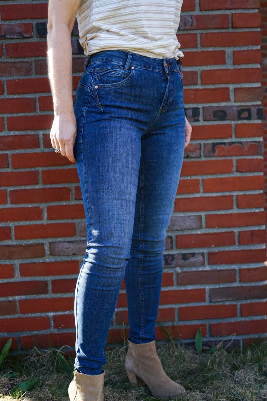Emma highwaist skinny