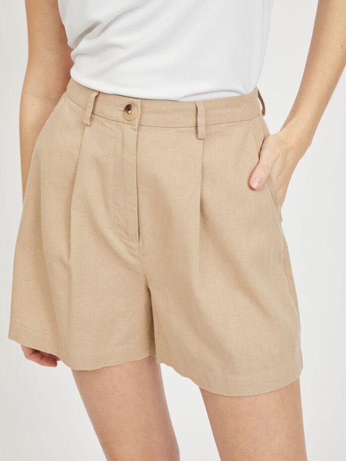 Vialina HW Shorts - Humus