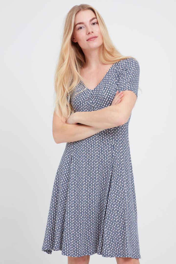 FRAMDOT 5 Dress - Vintage Indigo Gra