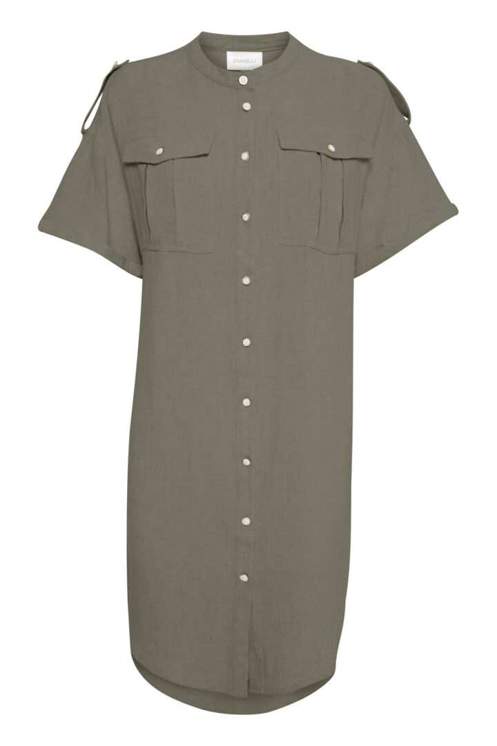 DRPETAL 2 Shirt - Dusty Olive