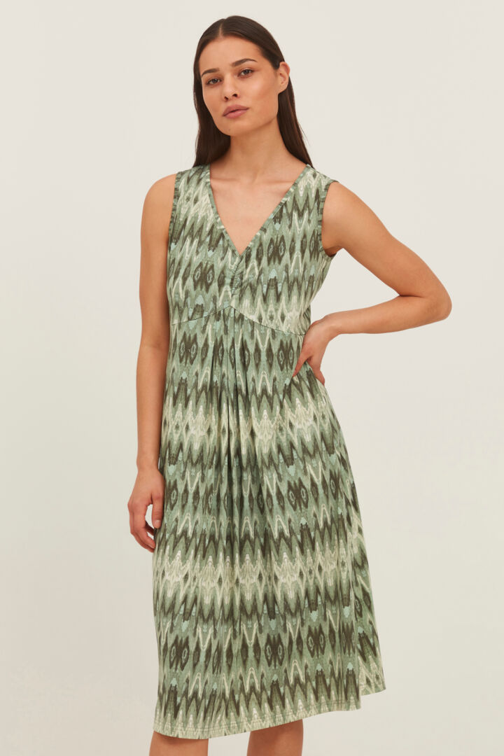 FRAMSELFA 1 Dress -Aqua Foam