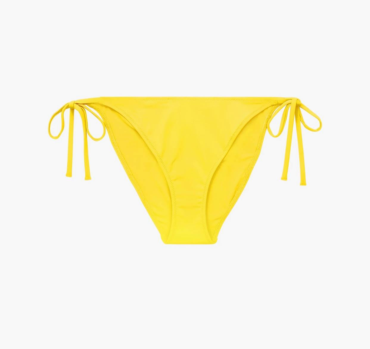 EUROPE String Side Tie Yellow