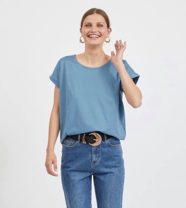 Vidreamers Pure T-shirt Captains Blue
