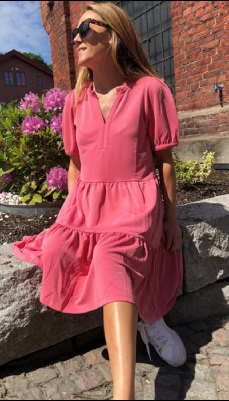Viga PW Dress - Desert rose