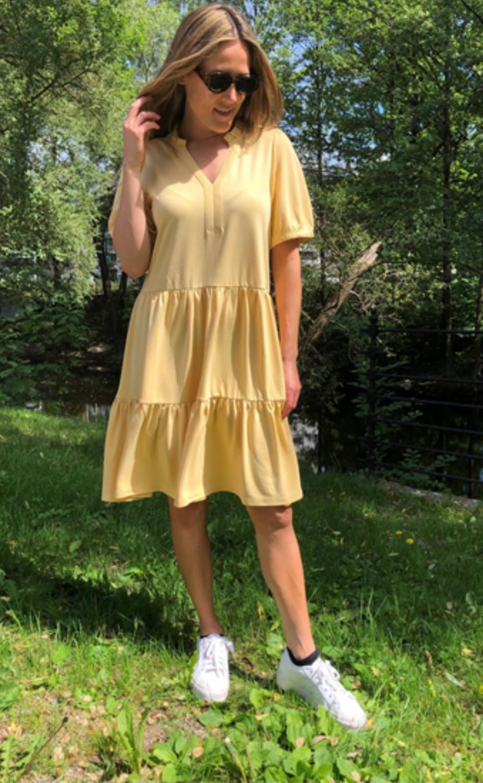 Viga PW dress - Sahara Sun